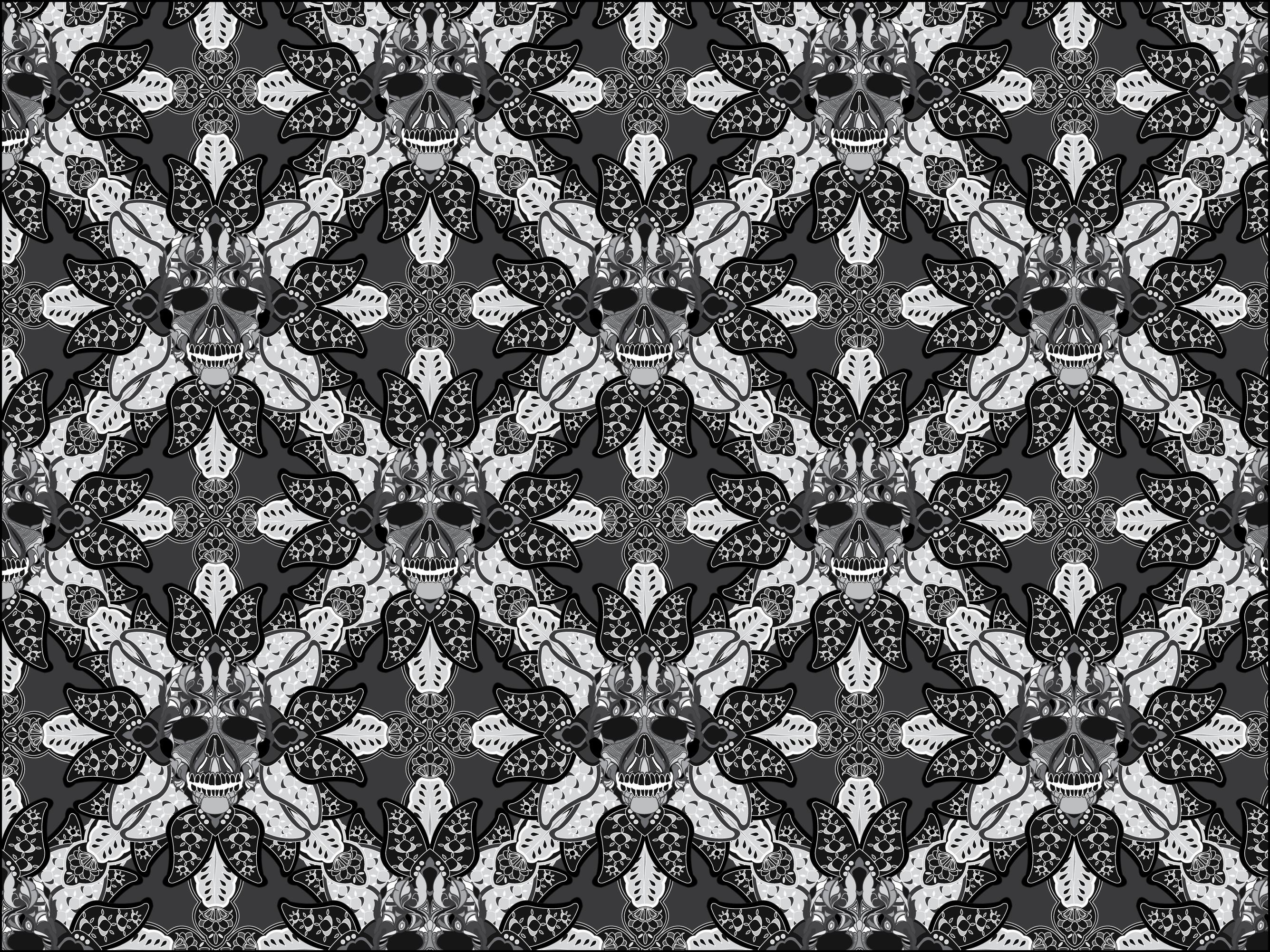 Wallpaper patterns modern